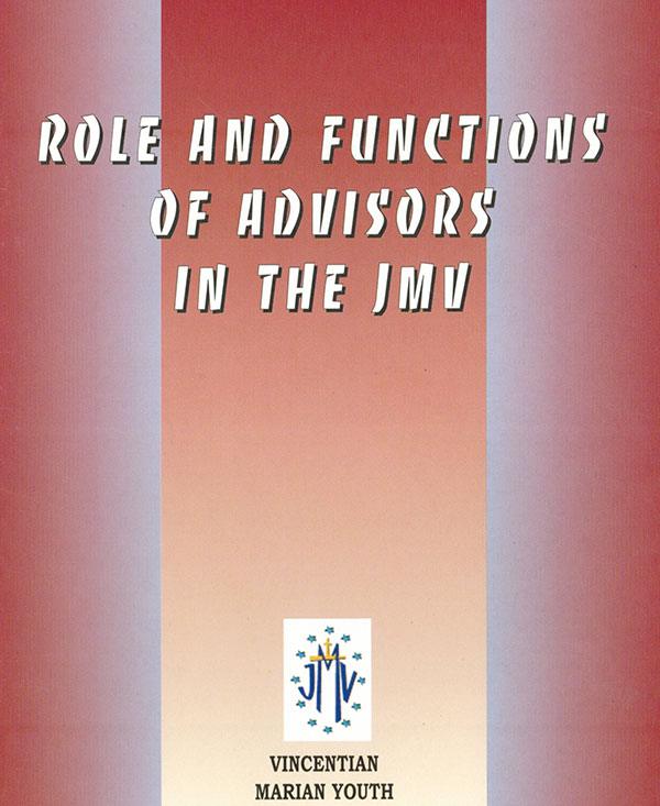 Role and functions of advisors in the JMV