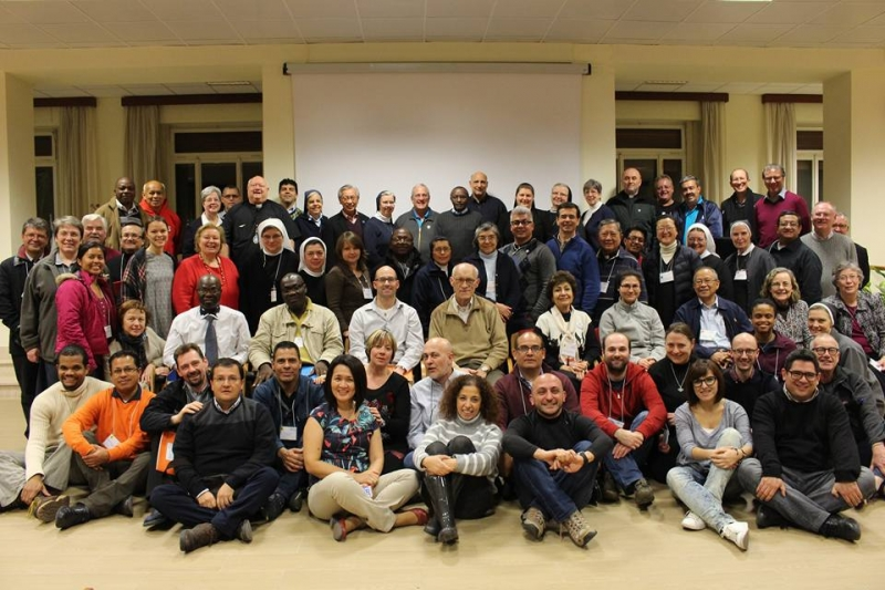 Meeting of the International Vincentian Family