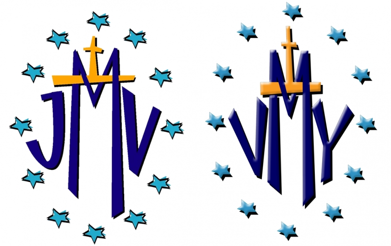 The logo of the International VMY
