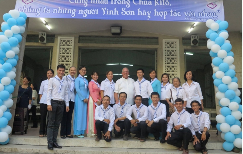 VMY Vietnam: Visit of the Superior General