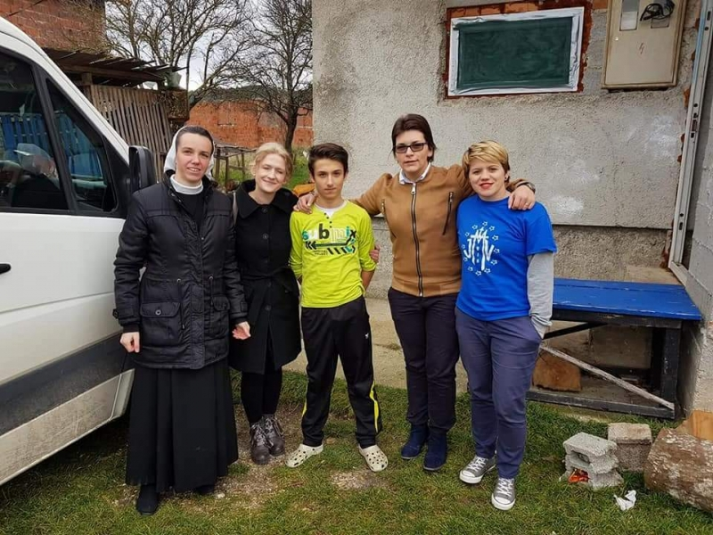 """DO NOT FORGET THE POOR: VMY Bosnia and Herzegovina Celebrates the World´s Day of the Poor"""